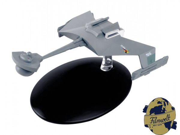 Klingon D7-Class Battle Cruiser Star Trek model #67
