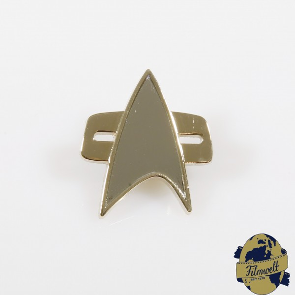 Communicator  Pin - Voyager + DS9 medium