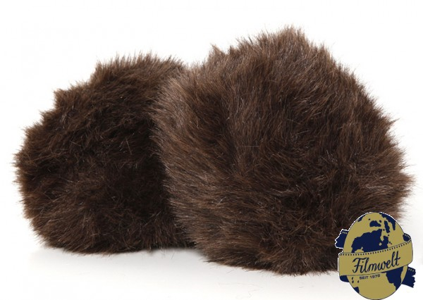 Tribble large dark-brown -with sound
