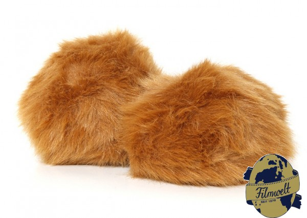 Tribble medium light brown - with sound