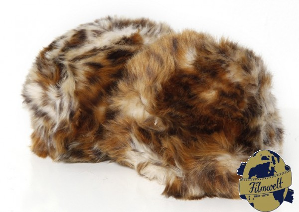 Tribble medium Leopard - with Sound