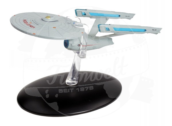 U.S.S. Enterprise NCC-1701 Refit Star Trek model #2