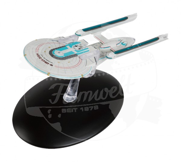 USS Enterprise NCC-1701-B Star Trek model #40