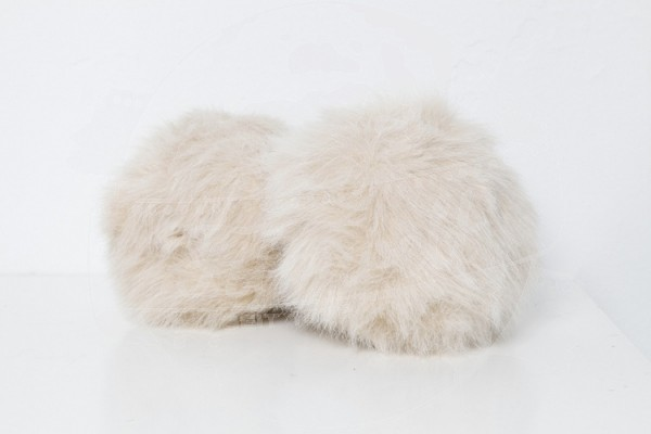 Star Trek Tribble large beige - with sound