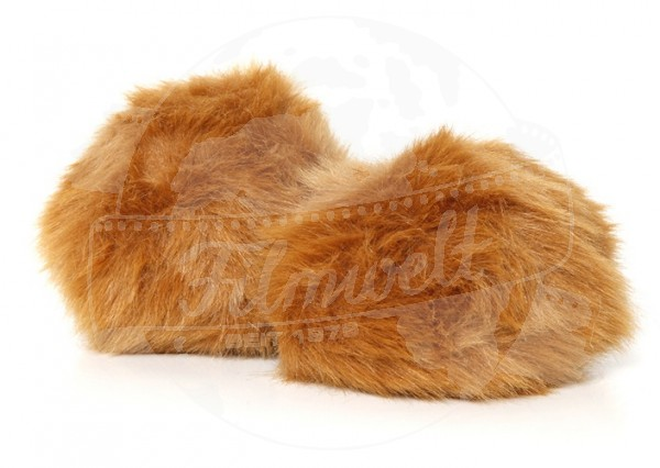 Star Trek Tribble medium light brown - with sound