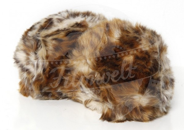 Star Trek Jungle Tribble medium Leopard Camouflage - with Sound