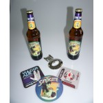 Sindicate Lager exclusive Star Trek Beer Gift Set Next Generation with Bottle Opener