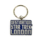 Keychain Destination Star Trek London