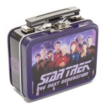 The Next Generation Crew Mini Collectors box Star Trek