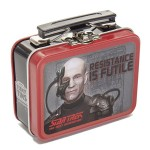Locutus Mini Collectors box The Next Generation Star Trek