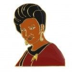 Uhura official Collectors Pin Star Trek