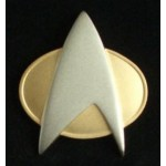 Communicator Pin matted - The Next Generation - Star Trek