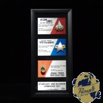 Star Trek Communicator Badge Set Replica