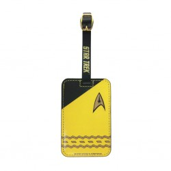 Luggage tag Command Department Star Trek