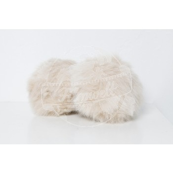 Star Trek Tribble small beige