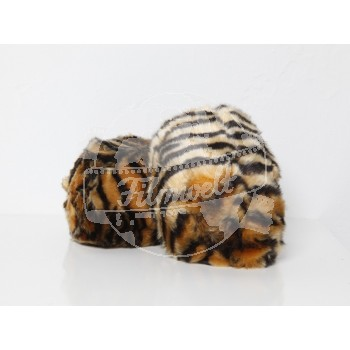 Star Trek Jungle Tribble large Tiger Camouflage - with sound