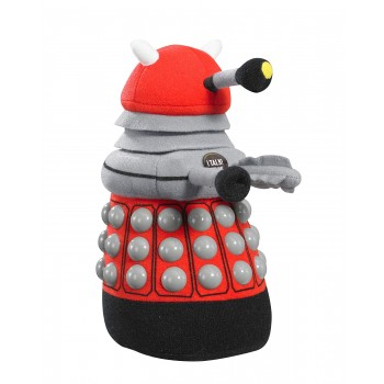 Dalek plush toy (red) with Sound - appro.. 22cm Dr. Who
