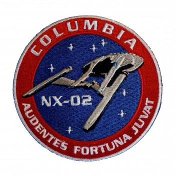 NX-02 Patch Star Trek Enterprise
