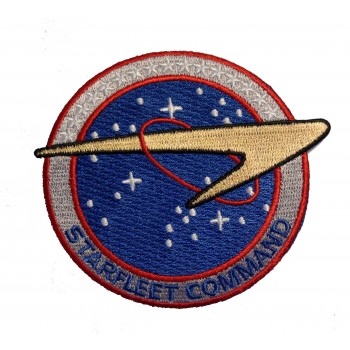 Starfleet Command Patch - Star Trek