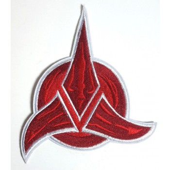 Klingon Logo Patch - Star Trek
