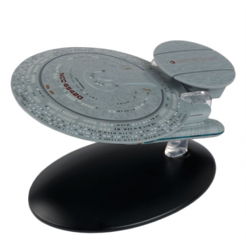 USS Phoenix NCC-65420 Star Trek starship model with german magazin #112 Eaglemoss
