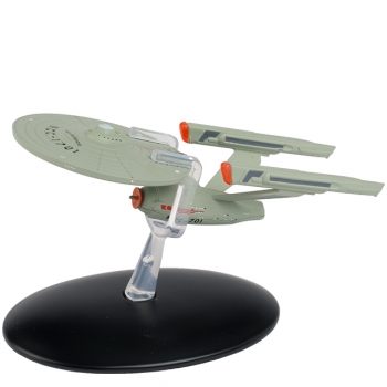 U.S.S. Enterprise NCC-1701 Phase II Concept Special Edition Star Trek starship model with Englisch magazine Eaglemoss