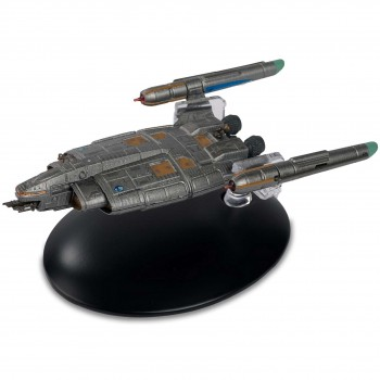 SS Conestoga Special EditionStar Trek starship model with Englisch magazine Eaglemoss #20