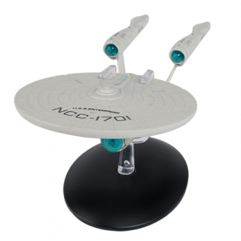 U.S.S. Enterprise NCC-1701 (Star Trek Beyond) Large Eaglemoss Model 22 cm Star Trek starship with German magazine