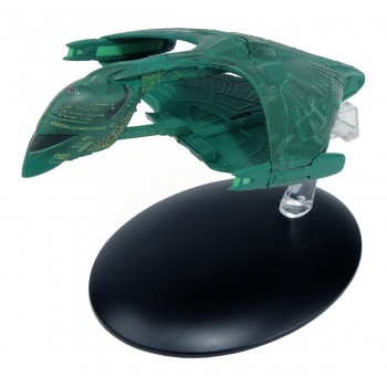 Romulan Warbird Star Trek starship model