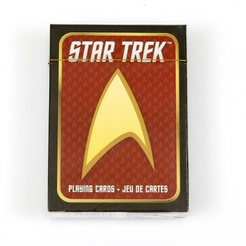 Playing Cards Set Star Trek