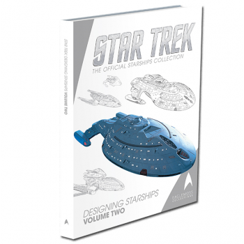 Star Trek Designing Starships Volume Two Eaglemoss