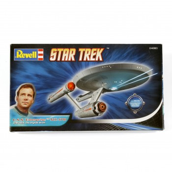 Model kit Star Trek U.S.S. Enterprise NCC-1701