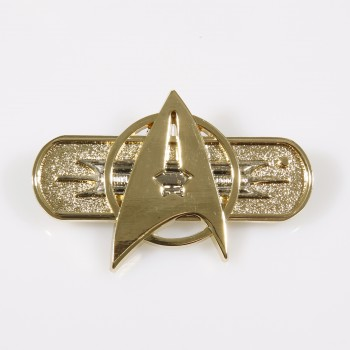 Insignia Pin Star Trek Moview