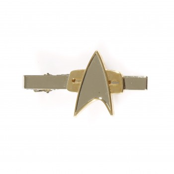 Tie Clip Voyager Communicator Star Trek - large