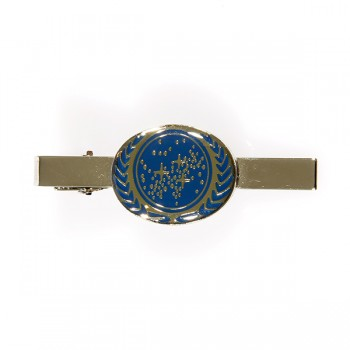 Tie Clip United Federation of Planets Star Trek