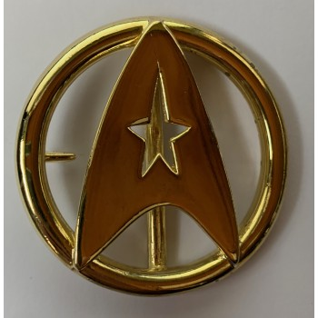 Uniform Belt Buckle The Wrath of Khan Star Trek Movie Roddenberry