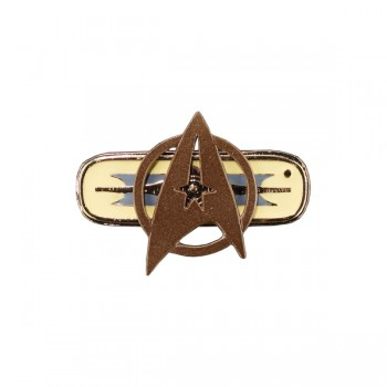 Movie Jacket INsignia Star Trek II-VII Maroon Uniform original Replica