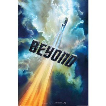 Movie Poster Star Trek Beyond