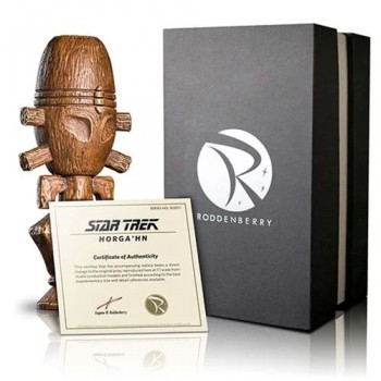Horga'hn 1:1 Scale Prop Replica Statue - Star Trek: The Next Generation