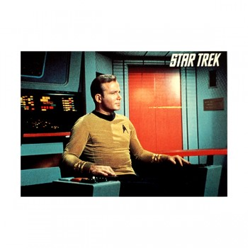 Sewing Pattern Uniform Shirt for Men - Star Trek