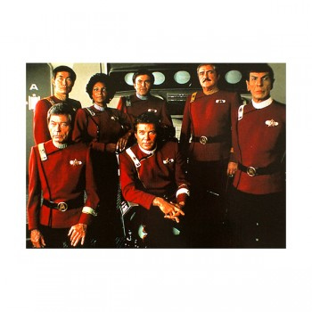 Sewing Pattern Movie Jacket Uniform Jacket for Men - Star Trek Movies