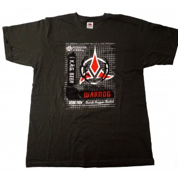 Klingon Warnog Shirt Star Trek