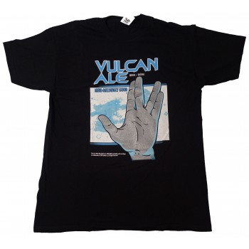 Vulcan Ale Shirt Star Trek