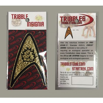 Tribble Insignia Patch