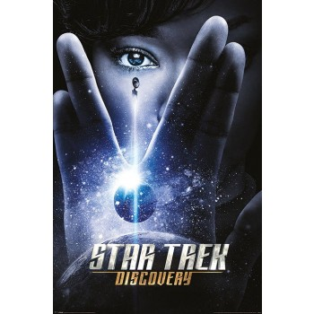 Star Trek Discovery Movie Poster