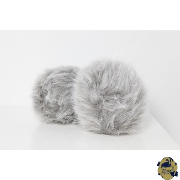 Tribble large grey - with sound