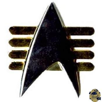 Future Communicator Pin
