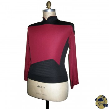 Next Generation Uniform Shirt Captain red Deluxe